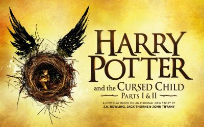 Book Review – Harry Potter and The Cursed Child